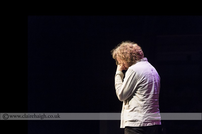 Seann Walsh at Cambridge Comedy Festival, Cambridge Junction, July 2014