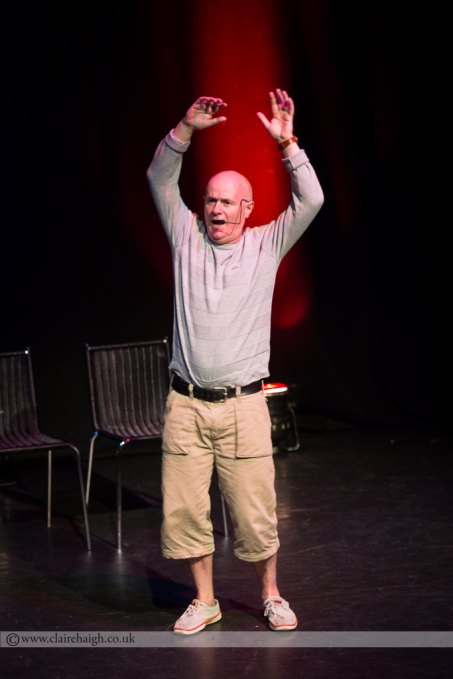 Steve Frost's Improv All Stars at Cambridge Comedy Festival, Cambridge Junction July 2014