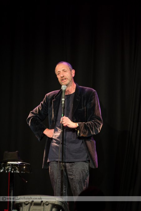 Arthur Smith at Cambridge Comedy Festival, Cambridge Junction, July 2014