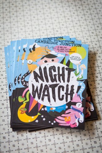 Night Watch Festival at Cambridge Junction June 2014