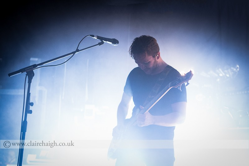 royal blood live at cambridge junction, november 2014
