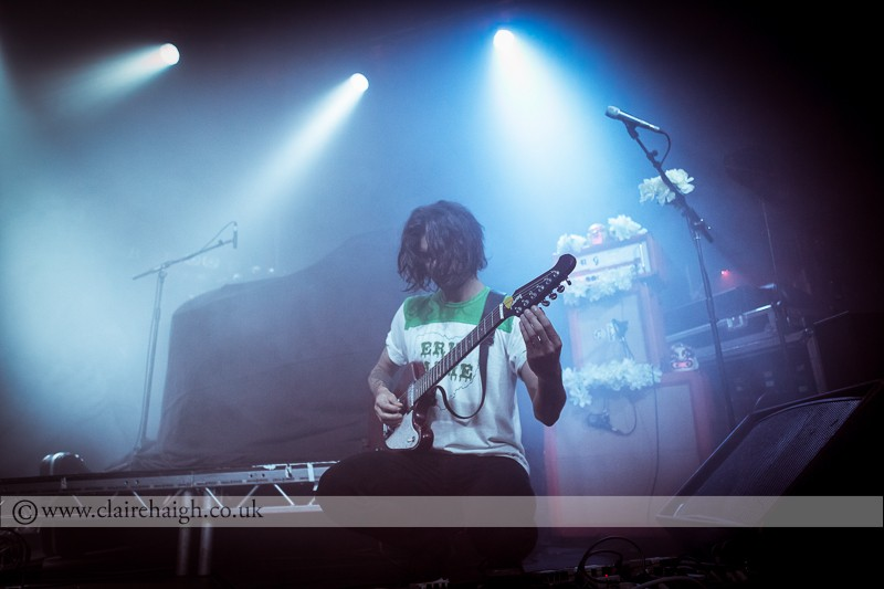turbowolf live at cambridge junction, november 2014