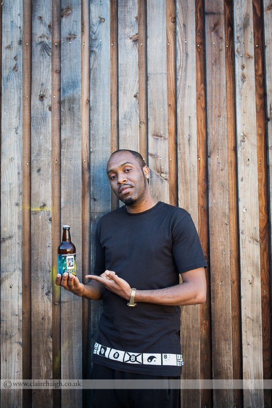 Dane Baptiste performing at Cambridge Junction as part of the Cambridge Comedy Festival